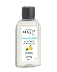 LAMPE BERGER - Parfum Berger - Navulling 0,20l Zest of Verbena