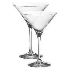 VILLEROY & BOCH - Purismo Bar - Martini Cocktailglas set/2 0,24l