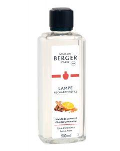 LAMPE BERGER - Parfums - Parfum 0,50l Orange Cinnamon