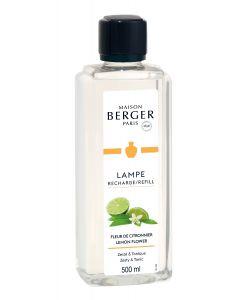 LAMPE BERGER - Parfums - Parfum 0,50l Lemon flower