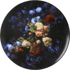 Heinen - Wandborden - Stilleven met bloemen 42cm