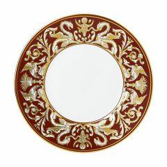WEDGWOOD - Renaissance Red - Bord 23cm Florentine Accent