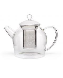 BREDEMEIJER - Minuet Santhee - Theepot 1,2L Enkelwandig glas