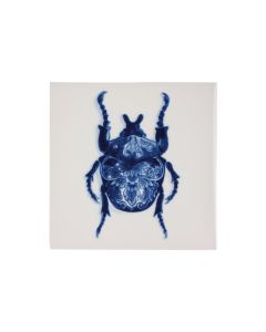 ROYAL DELFT - Wunderkammer - Tegel Bug 03