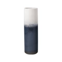 VILLEROY & BOCH - Lave Home - Vaas cilinder bleu groot 25cm