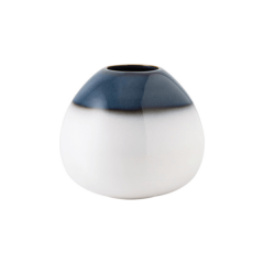 VILLEROY & BOCH - Lave Home - Vaas Drop bleu klein h13cm