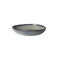 LIKE BY VILLEROY & BOCH - Lave - Diep bord 22cm Gris