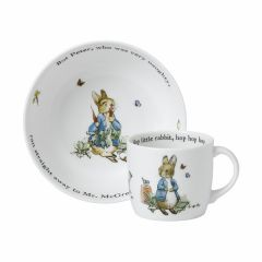 WEDGWOOD - Peter Rabbit - Set 2-dlg