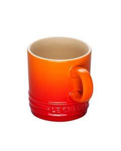 LE CREUSET - Aardewerk - Espressokopje oranje 0,10l