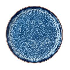 RORSTRAND - Ostindia Floris - Bord 20cm zonder rand