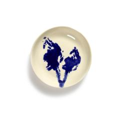 SERAX - Feast by Ottolenghi - Schotel S 11x11cm wit Artisjok blau