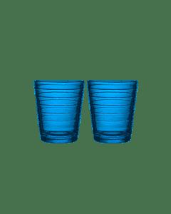 IITTALA - Aino Aalto - Glas 0,22l Aqua set/2