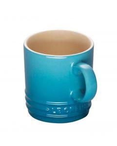 LE CREUSET - Aardewerk - Espressokopje Caribbean Blue 0,10l