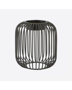 POINT-VIRGULE - Wire Kaarshouder zwart 13cm
