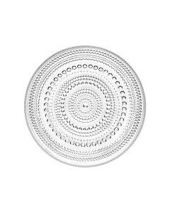 IITTALA - Kastehelmi - Plat Bord 17cm,helder