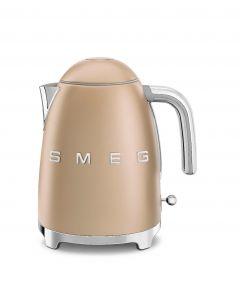 SMEG - Waterkoker - Waterkoker Mat Champagne