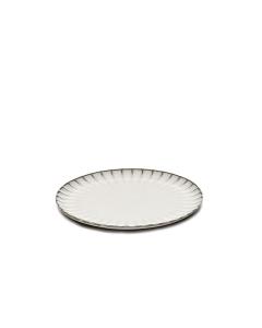 SERAX - Inku - Ontbijtbord 21cm wit