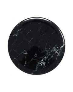 Ontbijtbord 21cm Black