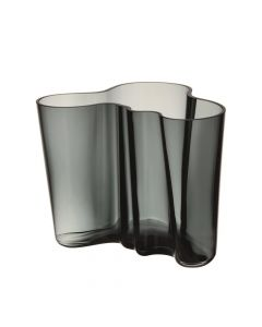 IITTALA - Aalto - Vaas 16cm Dark Grey