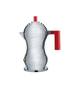 ALESSI - Pulcina - Perculator 3kops rood