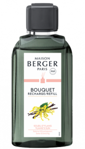 LAMPE BERGER - Parfum Berger - Navulling 0,20l Ylang's Sun