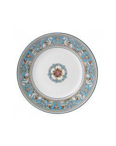 WEDGWOOD - Florentine Turquoise - Ontbijtbord 23cm