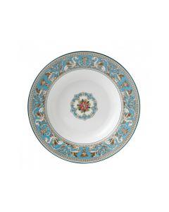 WEDGWOOD - Florentine Turquoise - Diep bord 23cm