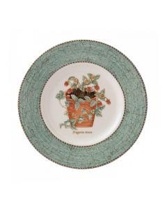 WEDGWOOD - Sarah's Garden - Ontbijtbord 20cm Groen