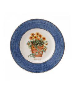 WEDGWOOD - Sarah's Garden - Ontbijtbord 20cm Blauw