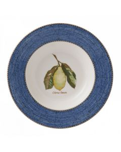 WEDGWOOD - Sarah's Garden - Diep bord 22cm blauw