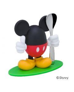 WMF - McEgg - Eierdopje Mickey Mouse met lepel