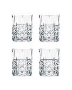 SPIEGELAU - Elegance - Whiskyglas 33cl Set/4