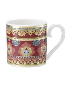 VILLEROY & BOCH - Samarkand Rubin - Espressokop 0,10l