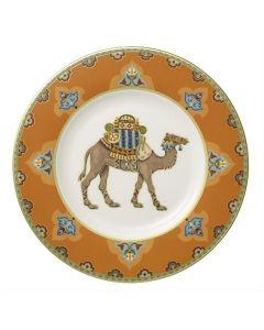 VILLEROY & BOCH - Samarkand Mandarin - Ontbijtbord 22cm