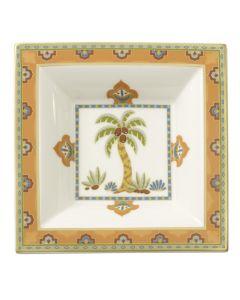 VILLEROY & BOCH - Samarkand Mandarin - Schaaltje vierkant 14x14cm