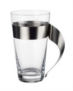 VILLEROY & BOCH - Newwave Caffe - Latte Macchiato glas met oor 0,50l
