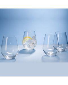 VILLEROY & BOCH - Ovid - Waterglas Set 4-delig
