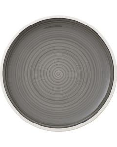 VILLEROY & BOCH - Artesano Manufacture - Plat bord 27cm Grijs