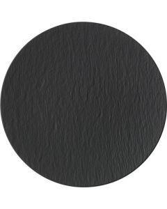 VILLEROY & BOCH - Manufacture Rock - Onderbord 31,5cm Zwart