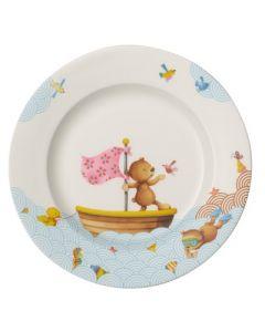 VILLEROY & BOCH - Happy as a Bear - Kinderbord plat 22cm