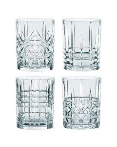 NACHTMANN - Highland - Whiskeyglas 0,35L Set/4
