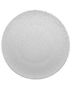 ROSENTHAL STUDIO LINE - Tac Skin Platin - Plaatsbord 33cm