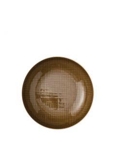 ROSENTHAL - Mesh Walnut - Diep bord 21cm