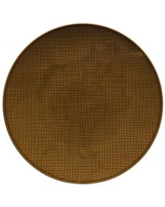 ROSENTHAL - Mesh Walnut - Bord 33cm