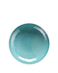 ROSENTHAL - Mesh Aqua - Diep bord 25cm