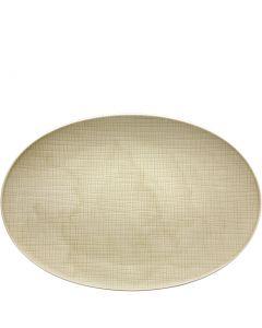 ROSENTHAL - Mesh Cream - Schaal ovaal 42cm