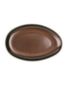 ROSENTHAL - Junto Bronze - Serveerschaal 25cm