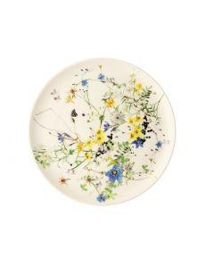 ROSENTHAL - Brillance Fleurs des Alpes - Gebakbordje 18cm
