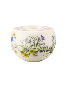 ROSENTHAL - Brillance Fleurs des Alpes - Suikerpot nr.3 0,25l