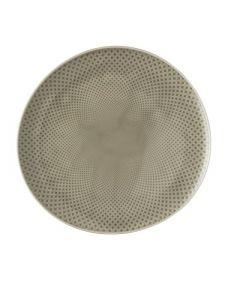 ROSENTHAL - Junto Pearl Grey - Dinerbord 27cm decor
